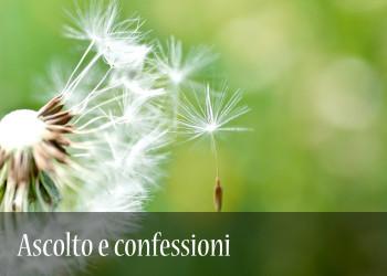 ascolto confessioni
